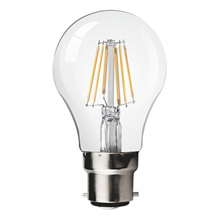 Jsg Accessories 6w Retro Style Classic Glass Led Filament