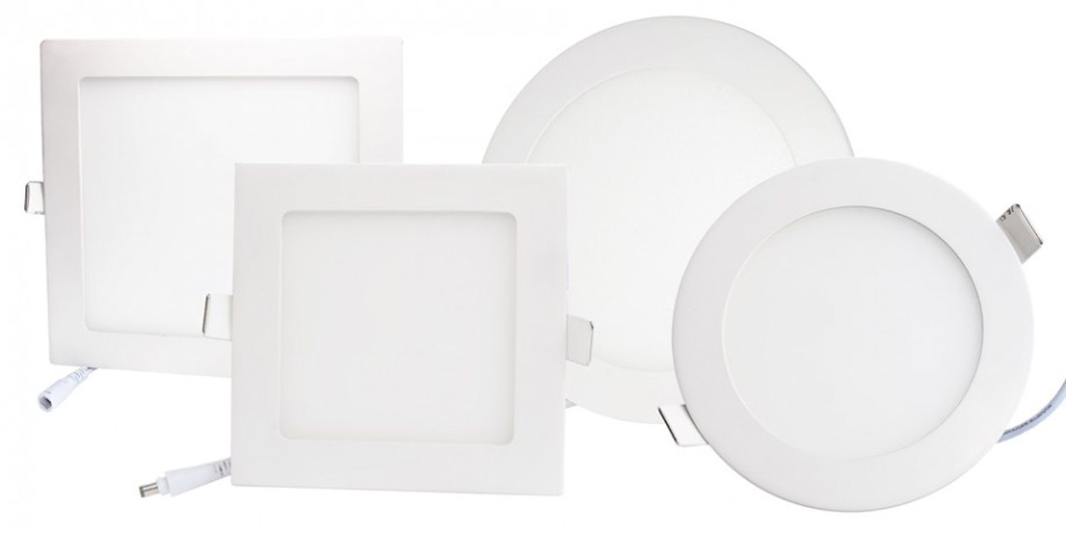 Jsg Accessories Led Recessed Ceiling Panel Down Light