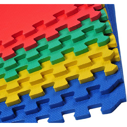 60 X 60 Cm Multicolour Interlocking Eva Soft Foam Exercise