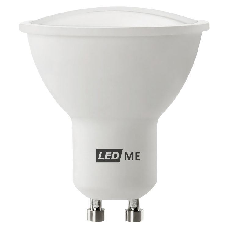 GU10 4.5W LED Bulb in Cool White 6000K 110 degree beam angle