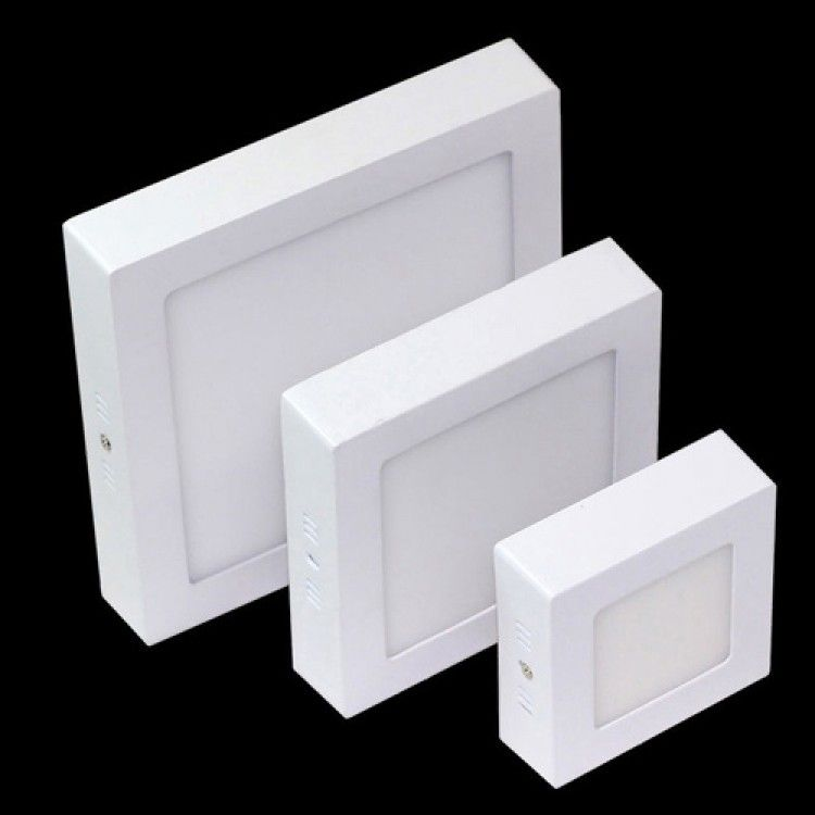 Surface Mounted Led Panel Light Square Ceiling Downlight